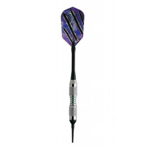 Viper 20-0912-16 Bobcat Adjustable Soft Tip Darts - 16-18 Gram