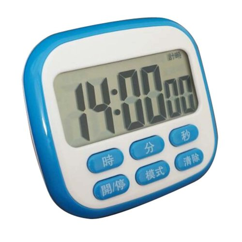 Learning Dedicated Timer,Countdown/Timing Magnetic Stopwatch/Clock,D03