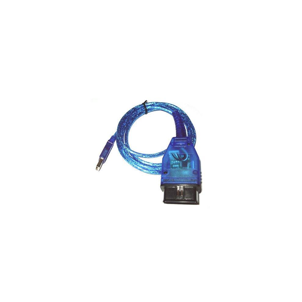 VAG KKL USB/COM OBD 2 Diagnostic Cable for AUDI / VW / Skoda / Seat OBDII  EOBD