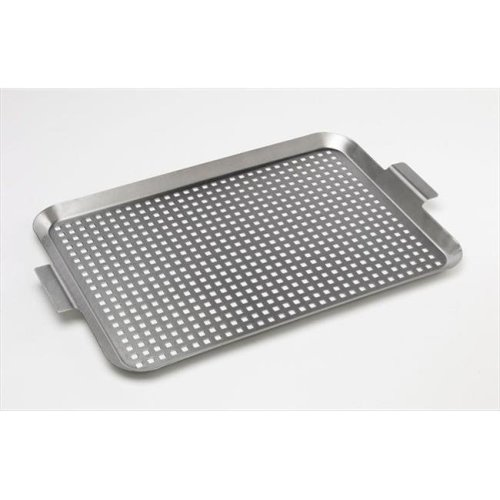 Stainless Grid with Side Handles - Large