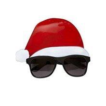 Adults Santa Claus Glasses - Sun Accessory Father Christmas Fancy Dress -  santa claus sunglasses accessory father christmas fancy dress