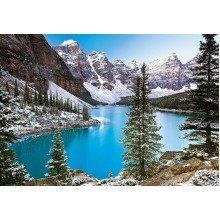 Csc102372 - Castorland Jigsaw 1000 Pc - Jewel of the Rockies, Canada