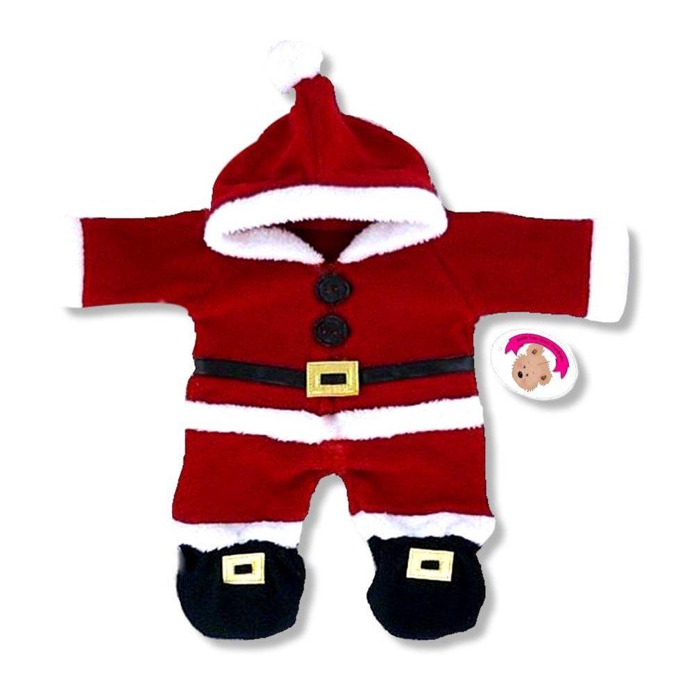 8ed0676f Teddy Bears Clothes fits Build a Bear Christmas Santa