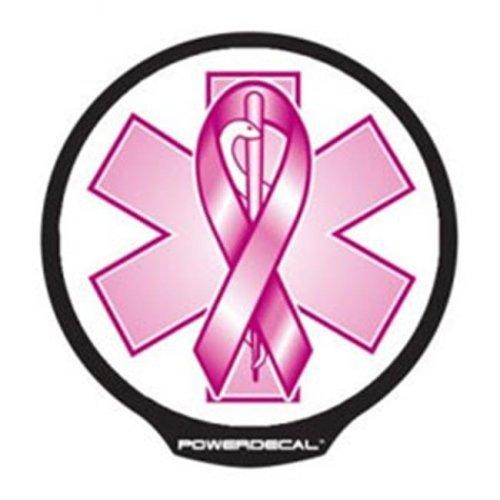 FFPWR007 LED Light-Up Decal Breast Cancer