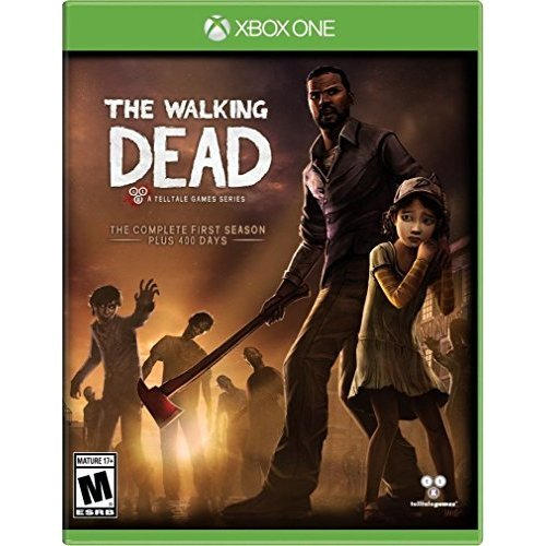 The Walking Dead The Complete First Season Xbox One