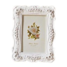 Retro Frame Children Creative Nursery Picture Frames White