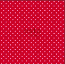 wallpaper dots red and pink - 115740