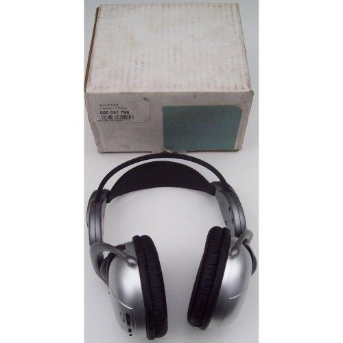 VW Volkswagen Cordless Stereo Headphones  000051786