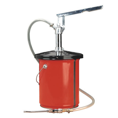 Sealey AK456 12.5kg Extra Heavy-Duty Chassis Lube Filler Pump