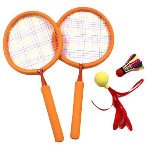 Great Kids Badminton Racquet Tennis Rackets Outdoor Sport Toys -A1