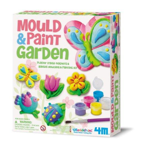 Garden Mould & Paint Kit