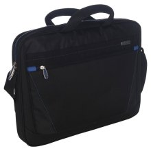 Targus Prospect Topload Laptop Bag / Case fits 15.6 inch Laptops Black TBT259EU