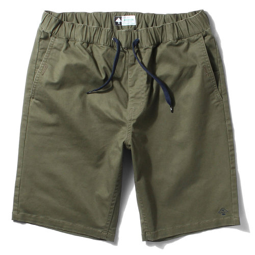LRG RC Walk Shorts Olive Green