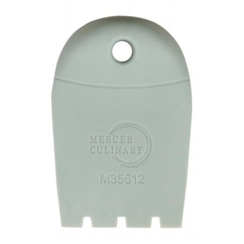 Mercer Tool M35612 Silicone Square Notch Plating Wedge, 4 mm.