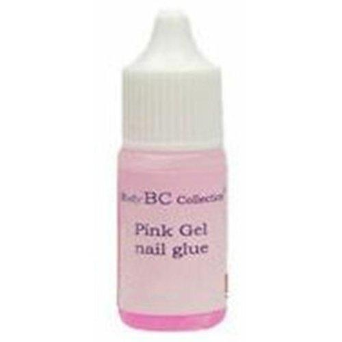 Nail Tip Pink Glue For False Nails & Art Strong Adhesive