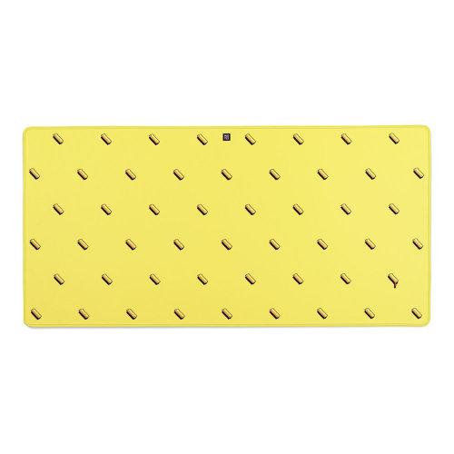 Mionix Desk Pad French Fries Yellow MNX-04-27002-G MNX-04-27002-G