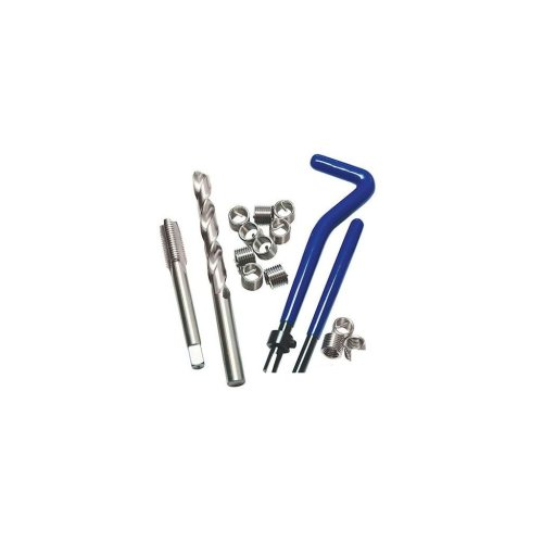 Thread Repair Kit Helicoil Type - M6 x 1.0mm