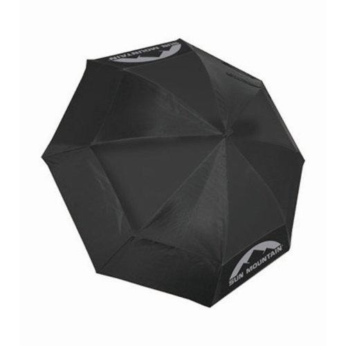 Sun Mountain Auto-Opening Golf Umbrella - Black