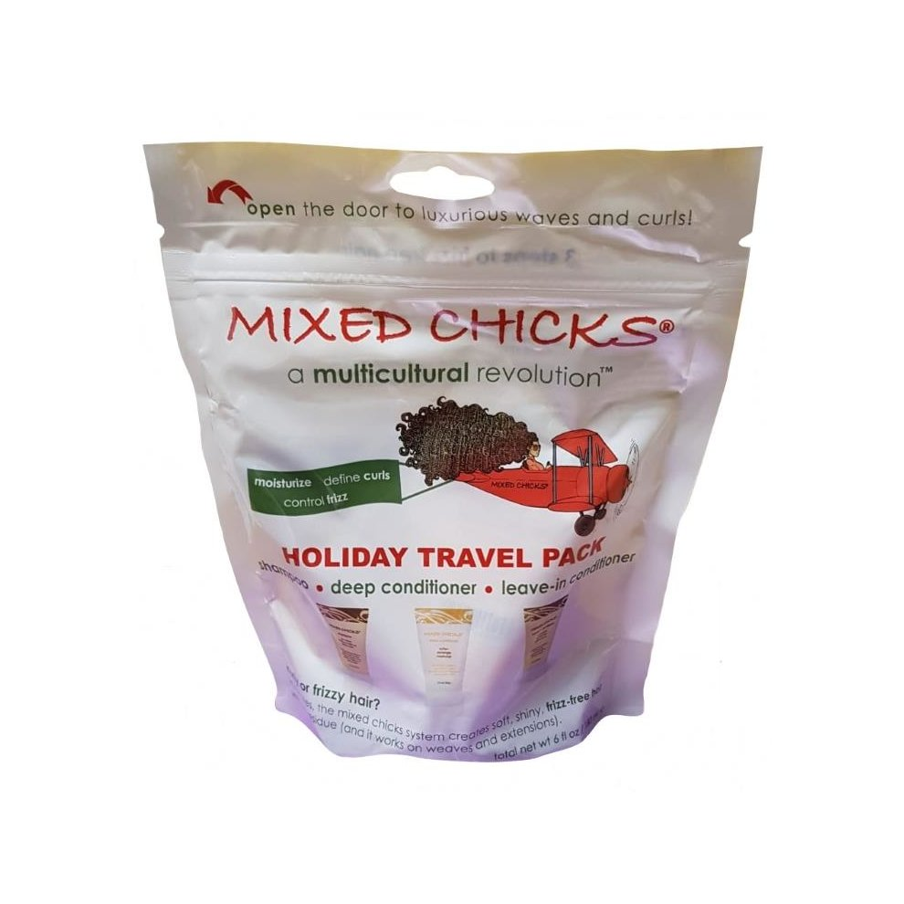 Mixed Chicks Travel & Trial Pack