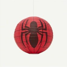 Spiderman Spiderman Paper Lampshade
