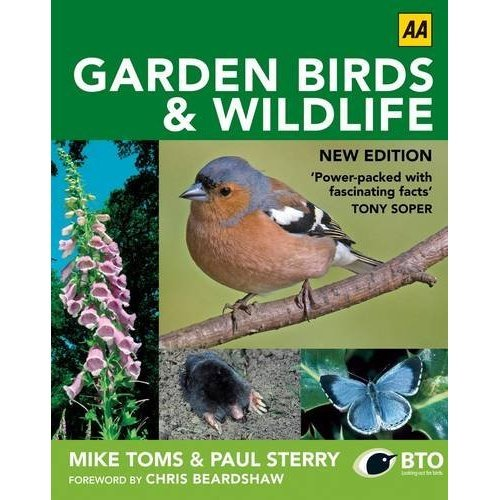 BTO Garden Birds & Wildlife