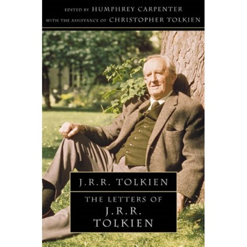 The Letters of J. R. R. Tolkien (Paperback)