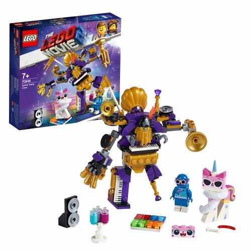 LEGO 70848 The LEGO Movie 2: Systar Party Crew