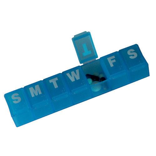 7 Day Medication Tablet Pill Box Holder Dispenser Organiser