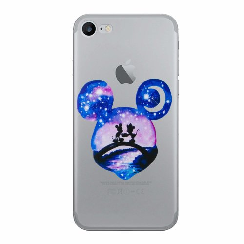 quality design 44024 66354 I-CHOOSE LIMITED Disney Watercolour Case Phone Cover for Apple iPhone 7  Plus (5.5