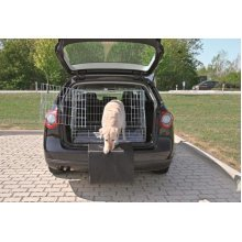 Trixie 1346 Protective Car Blanket, 50 ラ 60 Cm, Black -cm Bumper Dog Blanket -  car trixie 50 60 cm bumper 1346 dog protective blanket black