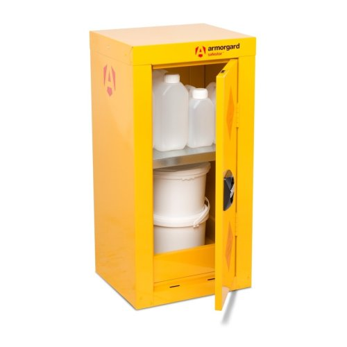 Armorgard SafeStor HFC2 Secure Chemical Storage Cabinet - 350 x 315 x 700mm