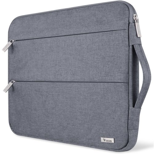dfae5e46ca13 Voova 14 15 15.6 inch Laptop Sleeve Waterproof Case Bag Compatible with  iPad Pro/MacBook Air/MacBook Pro/Pro Retina/Notebook Computer/Tablet...
