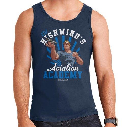 Cid Highwinds Aviation Academy Men's Vest