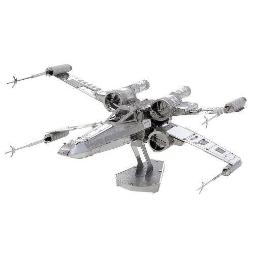 Star Wars Metal Earth 3d Model Kit - X-wing