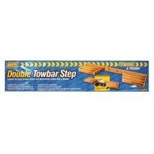 Tow Step -rear Double - Double Maypole Rear Bar Towbar -  double step tow maypole rear bar towbar