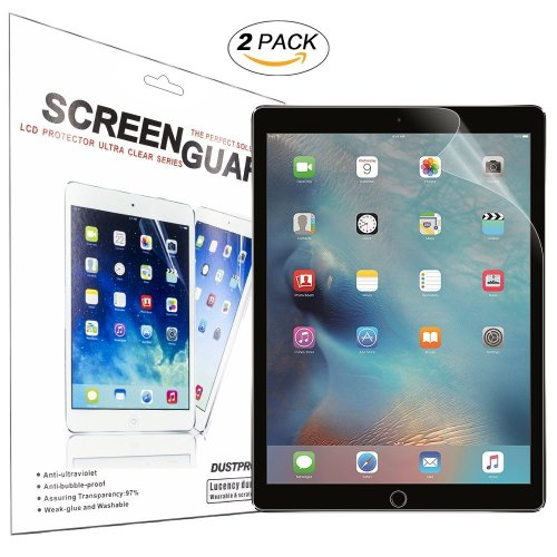 iPad Pro 10.5 Screen Protector [2 Pack], AILRINNI [High-Response]