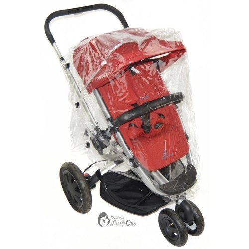 Raincover Compatible with Quinny Buzz Pushchair (142)
