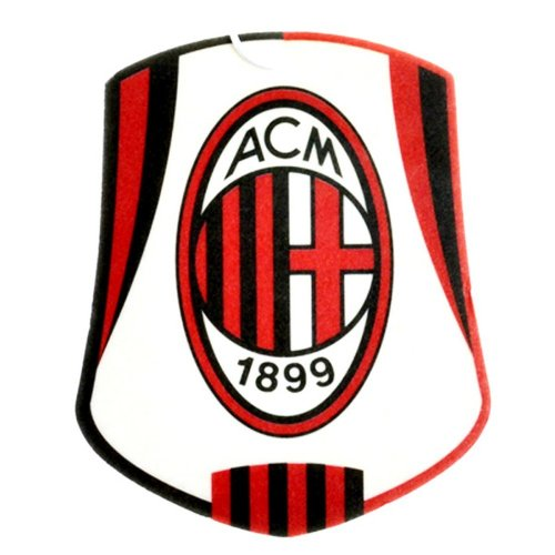 AC Milan Official Football Crest Car Air Freshener