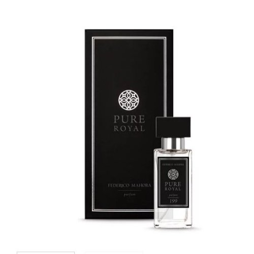 Fm 199 By Federico Mahora Pure Royal Parfum Collection 50 Ml For Men