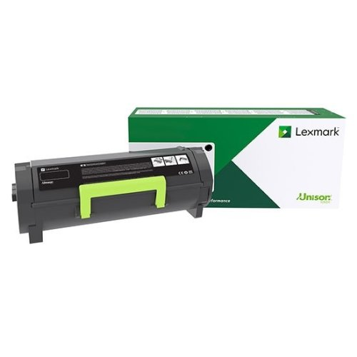 Lexmark Toner cartridge - 1-pack Black
