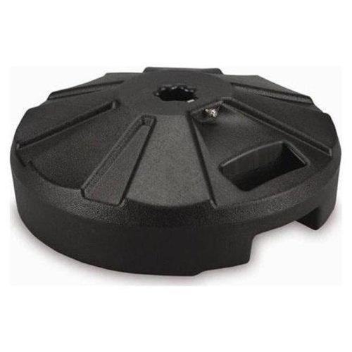 Patio Living 00230 Umbrella Base Unfilled - Black
