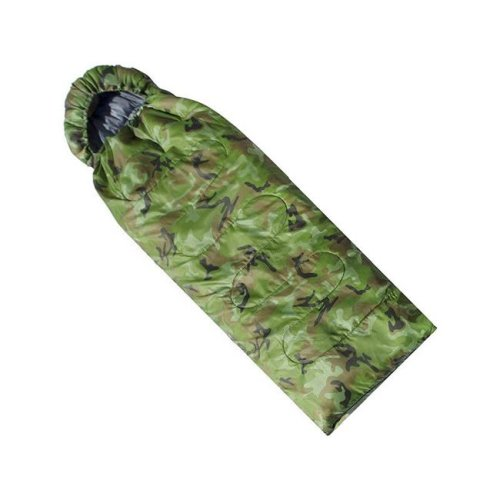 Four-Season Insulation Sleeping Bag, Camouflage