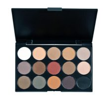 TFC 15 Colours Matte Eyeshadow Palette 2