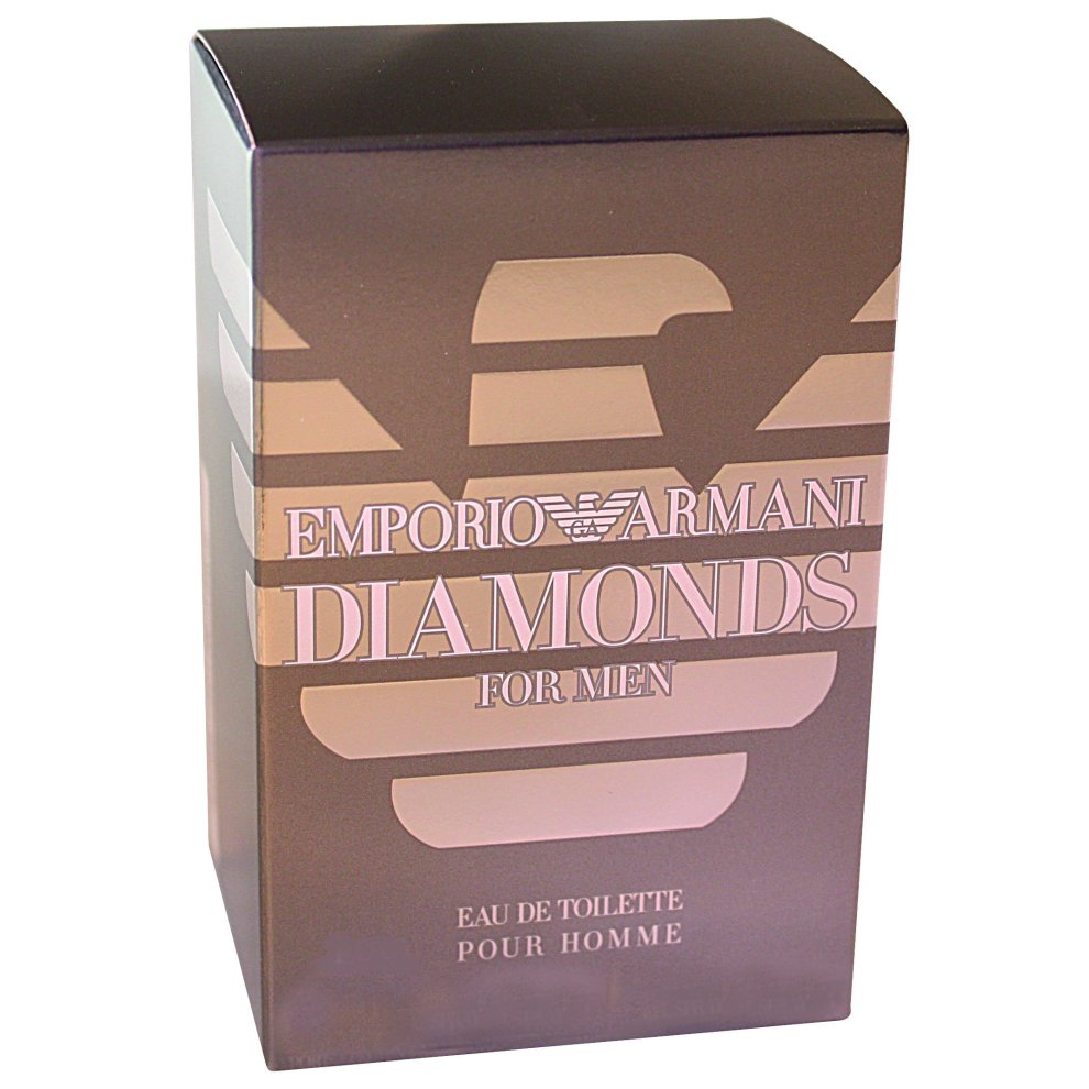 Emporio Armani Diamonds Eau De Toilette For Men 30 Ml On Onbuy