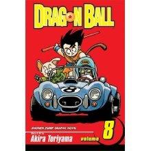 Dragon Ball Volume 8: v. 8 (MANGA)
