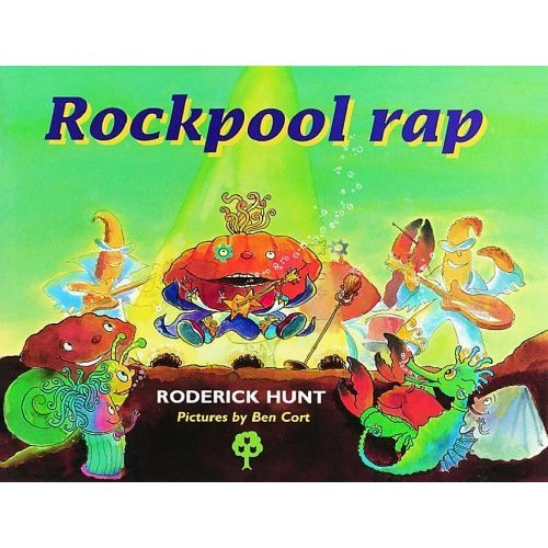 Oxford Reading Tree: Stages 1-9: Rhyme and Analogy: Story Rhymes: Rockpool Rap