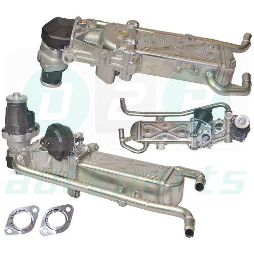 FOR SEAT IBIZA MK5 VW POLO (6R, 6C) 1.2 1.6 TDI EGR VALVE & COOLER 03L131512AS