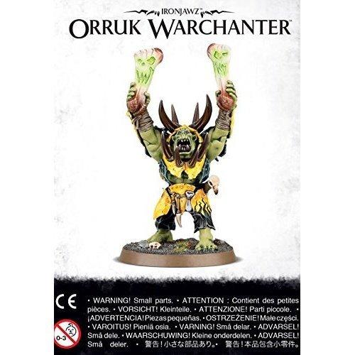 Games Workshop - Warhammer Age of Sigmar - Ironjawz Orruk Warchanter