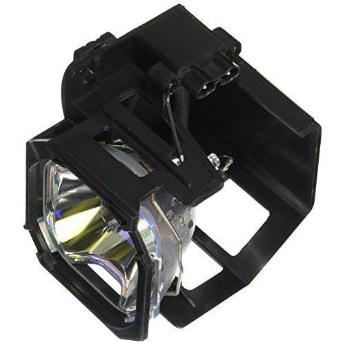 Lutema 915P043010 E Mitsubishi Replacement DLPLCD Projection TV Lamp Economy