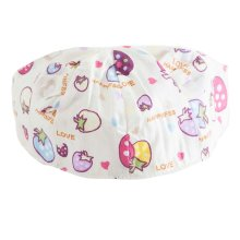 Hat Summer Baby Hat Scarf Breathable Sun-resistant Comfy Beach Cap Empty Top